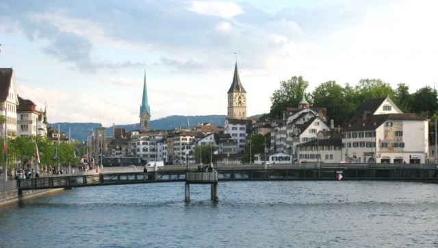 A Snapshot of Zurich – Getting Acquainted