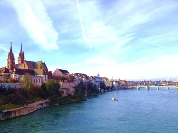 A Day Trip to Basel, Switzerland