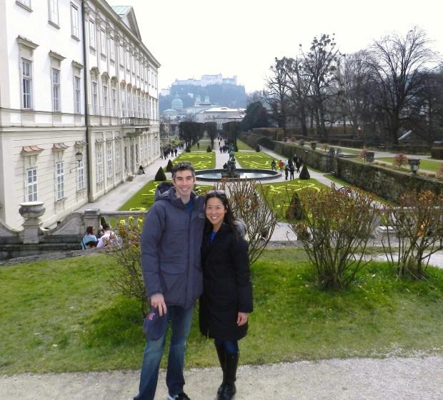 Schloss Mirabell 2