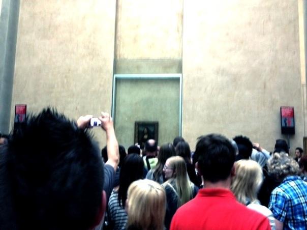 Getting to Mona Lisa
