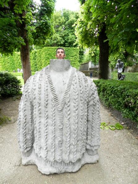 Rodin Mike head