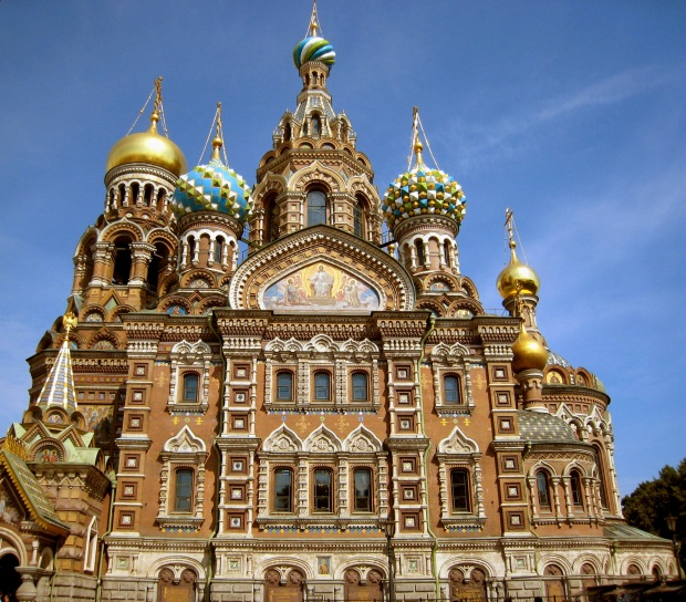 Church of the Saviour on Spilled Blood 1