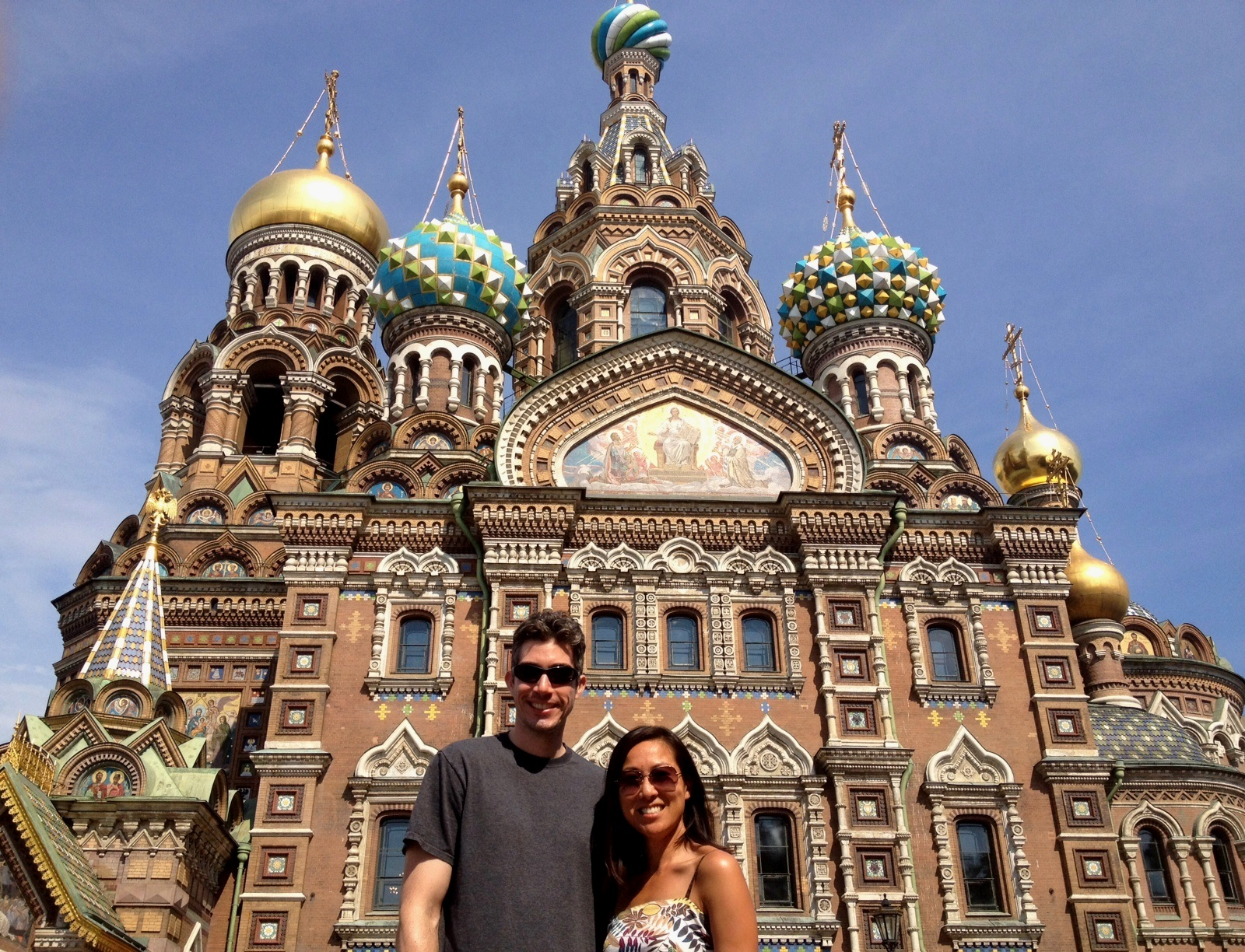 72 Hours in St.Petersburg