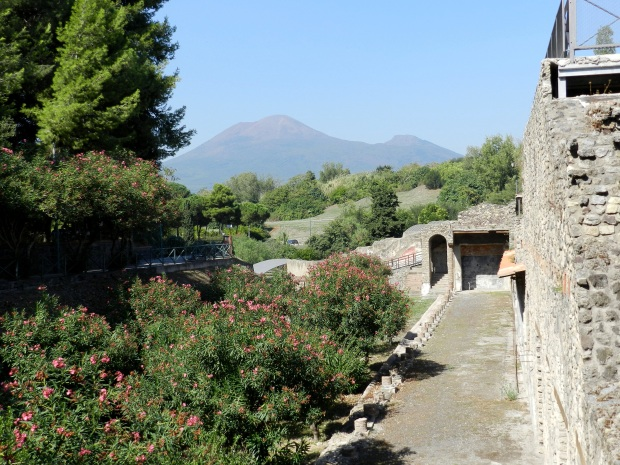 Pompeii - Mount Vesuvius