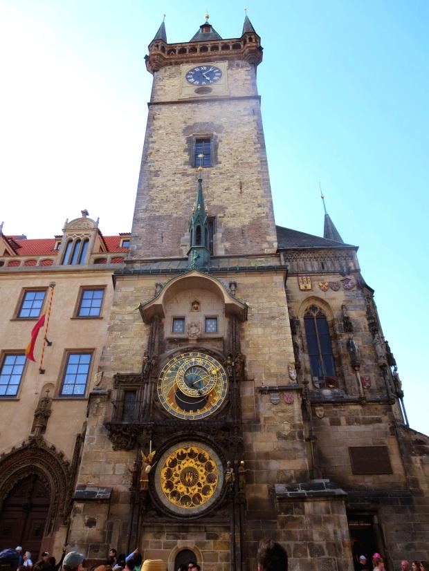 Prague - Clock