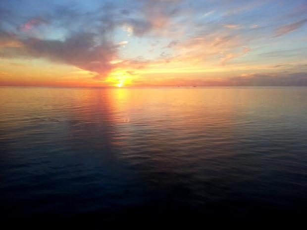Sunset St. Peter Line