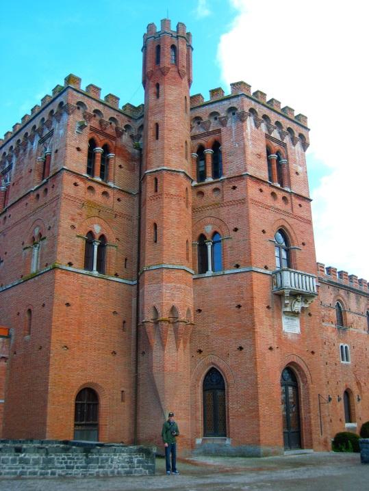 Castello di Brolio 2