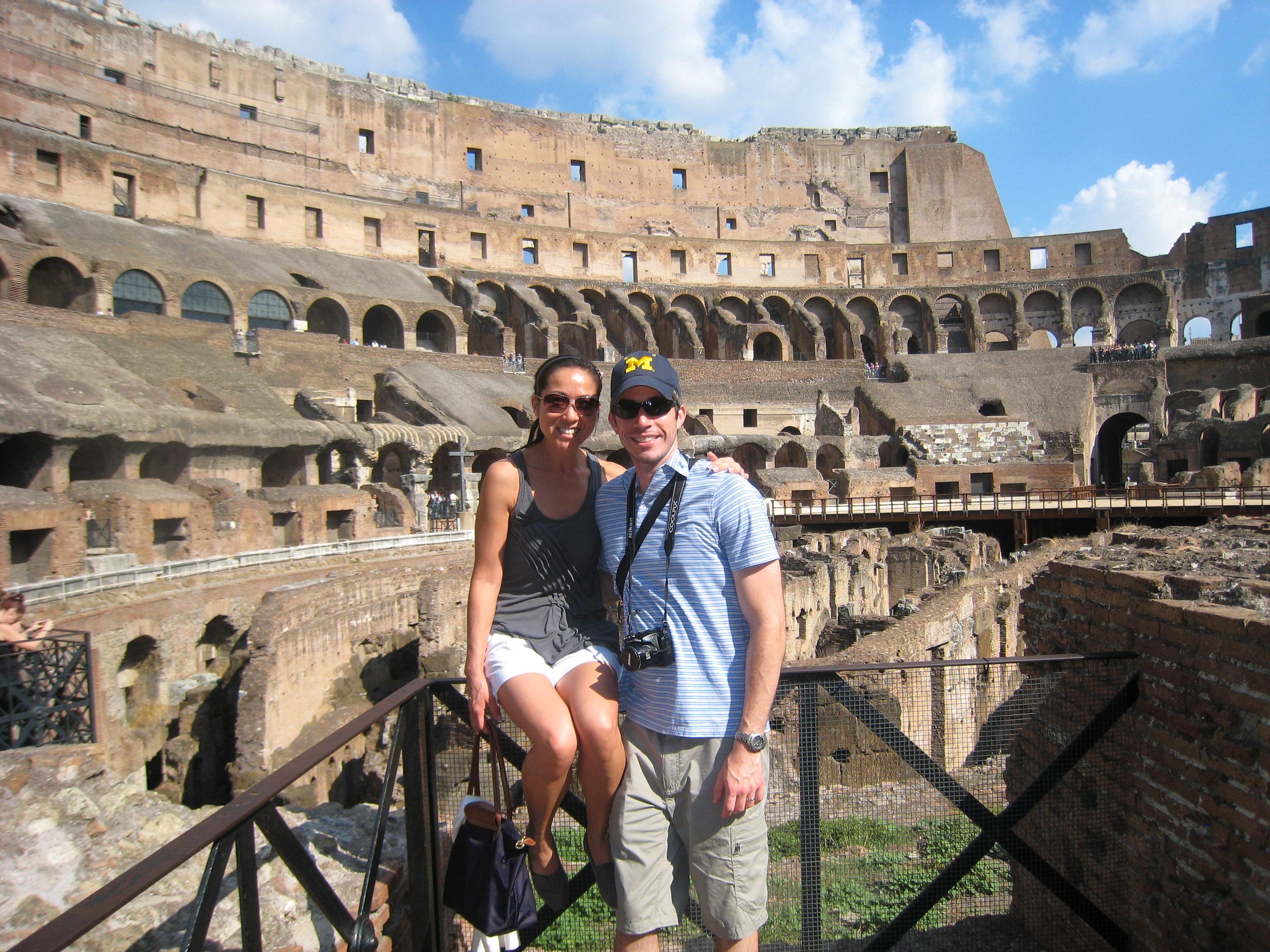 La Dolce Vita! Part 1:ROME