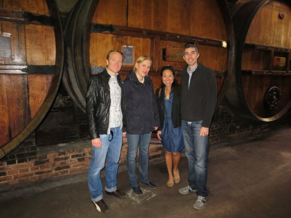 Wine tour at Marchesi di Barolo