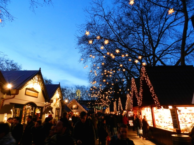 Angel's Christmas Market