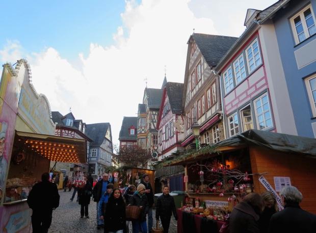 Idstein market