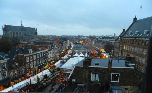 Leiden view