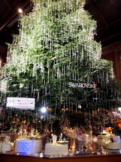 Swarovski tree