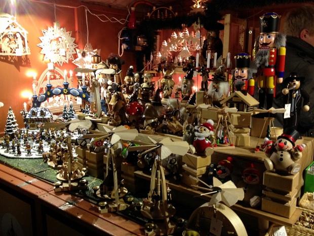 Zurich - wooden toys