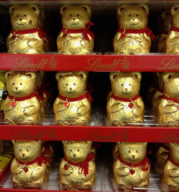 Lindt Bears