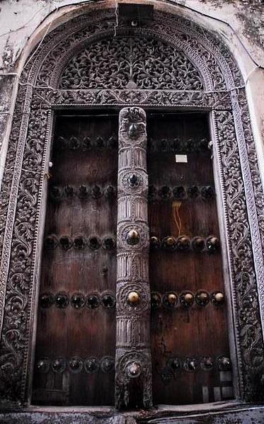 Stone Town Door 2